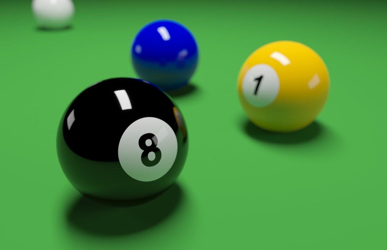 Black Ball 8