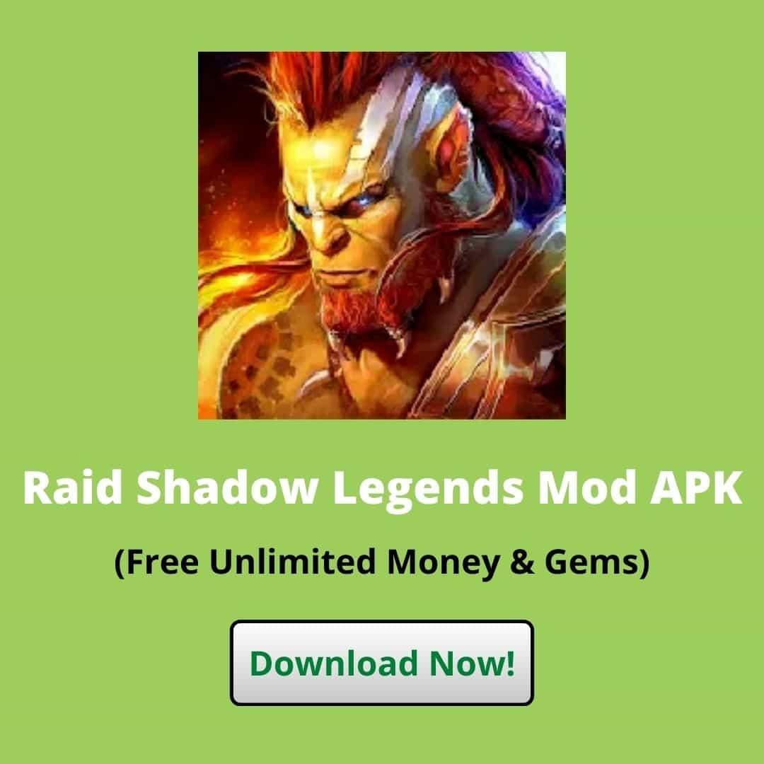 Download Raid Shadow Legends Mod APK