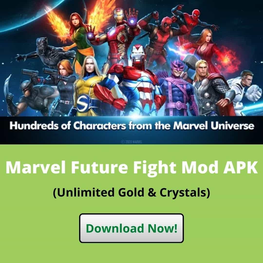 Download Marvel Future Fight Mod APK