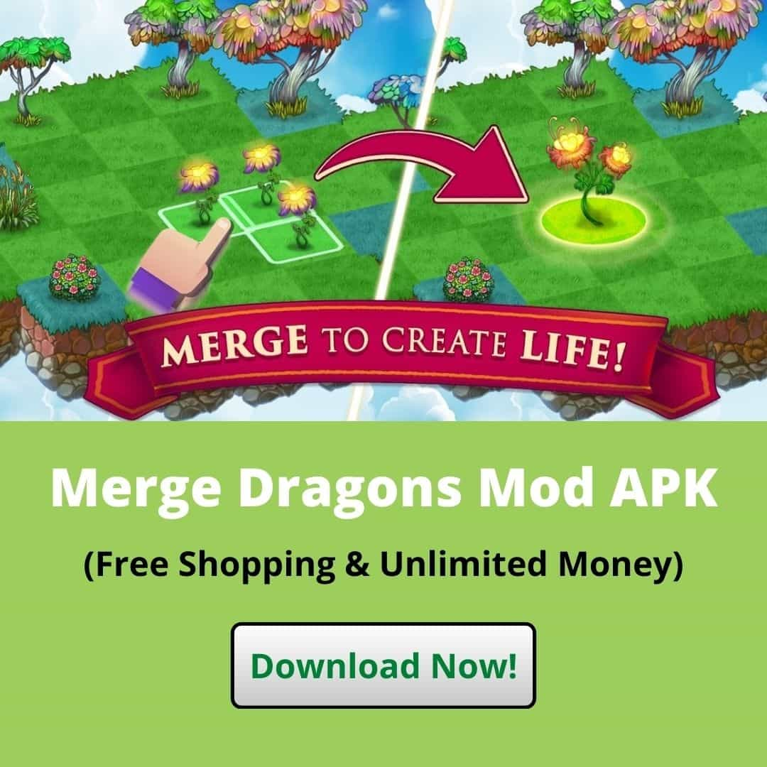 Download Merge Dragons Mod APK