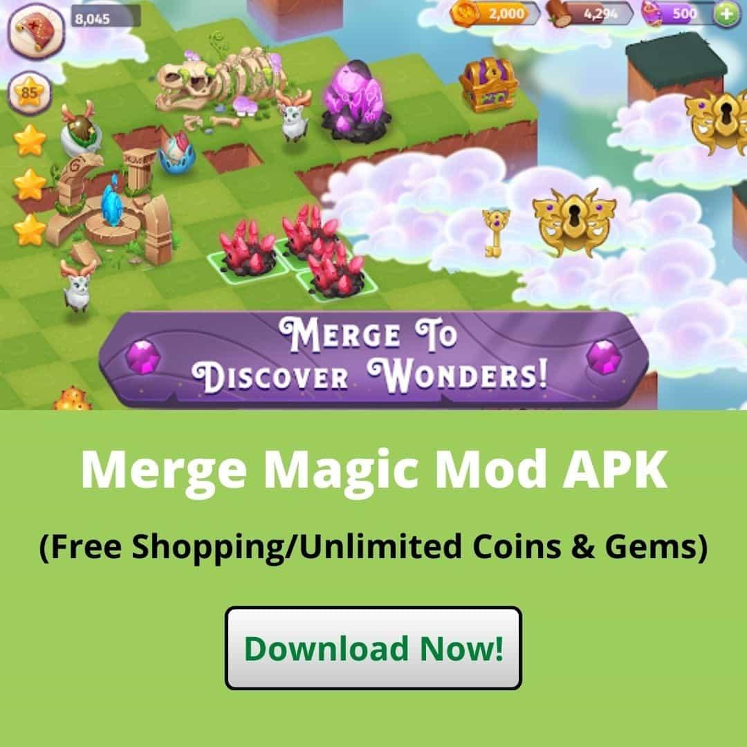 Download Merge Magic Mod APK