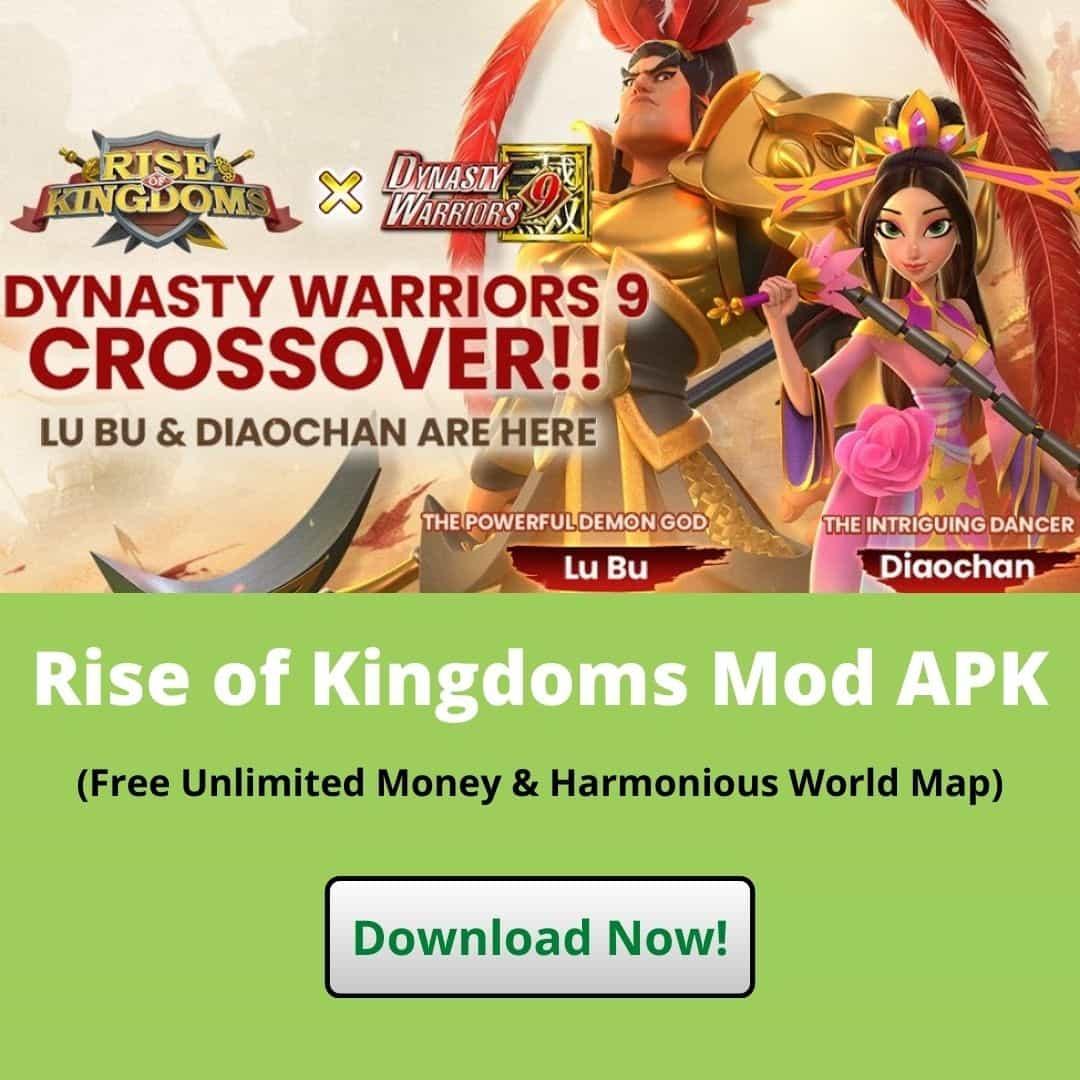 Download Rise of Kingdoms Mod APK
