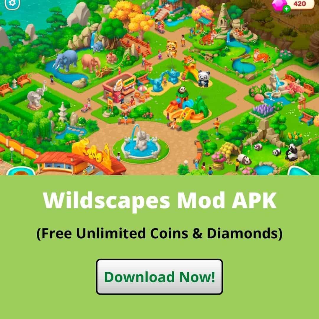 Download Wildscapes Mod APK